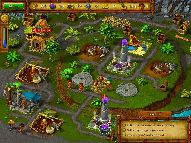 Moai 5: New Generation. Collector's Edition - Screenshot 3