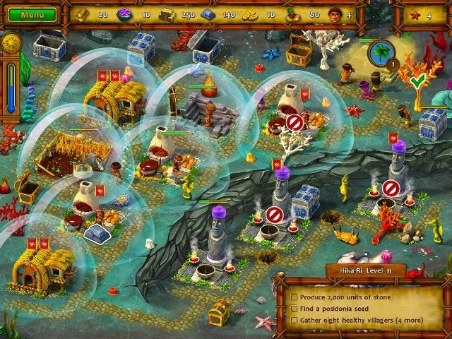 Moai 5: New Generation. Collector's Edition - Screenshot 4