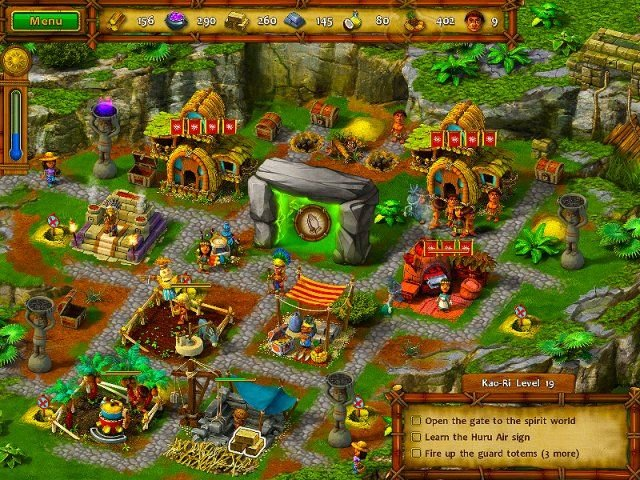 Moai 5: New Generation. Collector's Edition - Screenshot 6