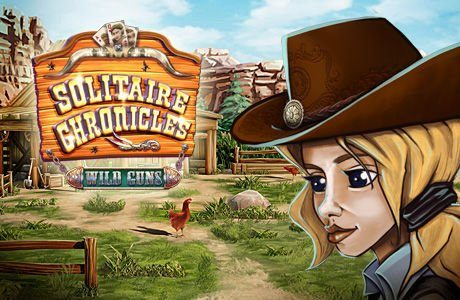 Solitaire Chronicles: Wild Guns