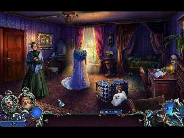Dark Romance: Curse of Bluebeard. Collector's Edition - Screenshot 3