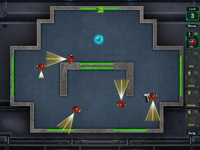 RoboZone - Screenshot 1