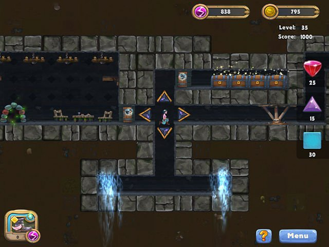 Caves and Castles: Underworld - Screenshot 5