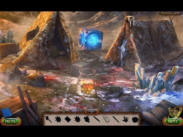 Lost Lands: Ice Spell. Collector's Edition - Screenshot 1