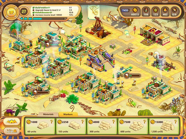 Ramses: Rise of Empire. Collector's Edition - Screenshot 6