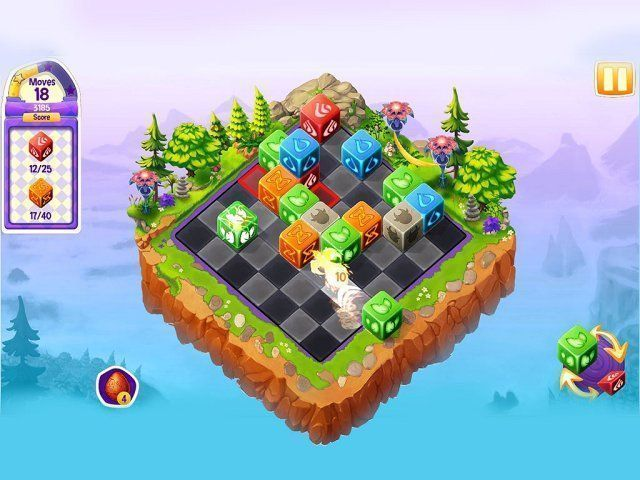 Cubis Kingdoms. Collector's Edition - Screenshot 1