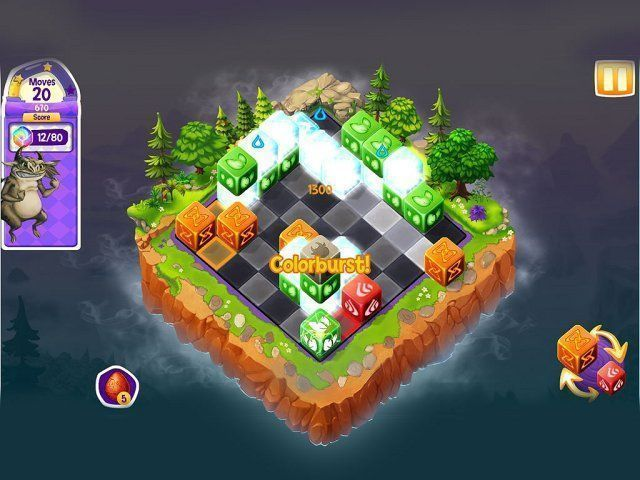 Cubis Kingdoms. Collector's Edition - Screenshot 2
