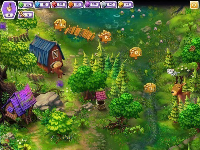 Cubis Kingdoms. Collector's Edition - Screenshot 3