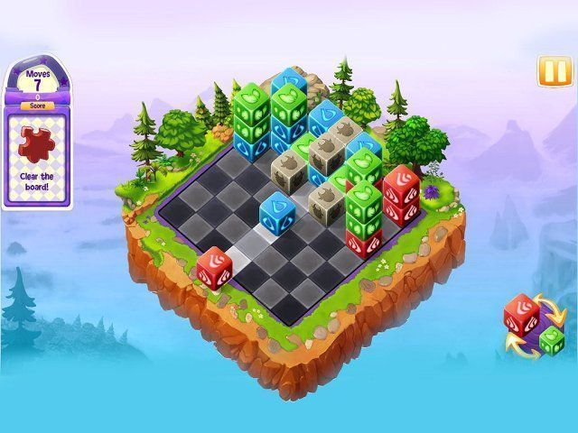 Cubis Kingdoms. Collector's Edition - Screenshot 4