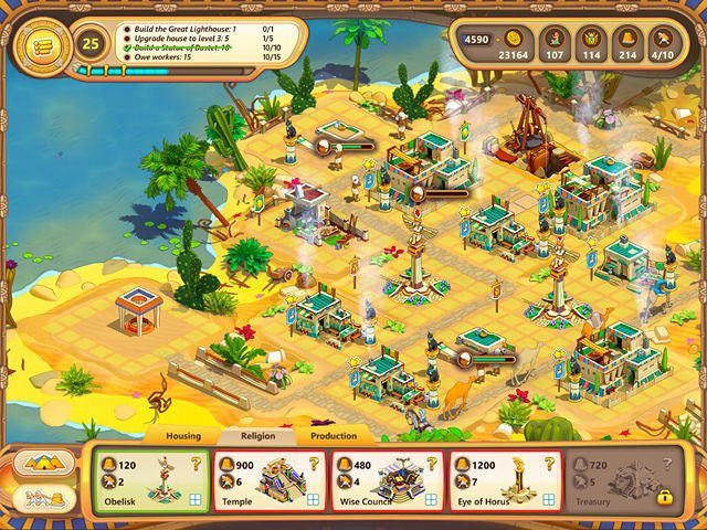 Ramses: Rise of Empire - Screenshot 5