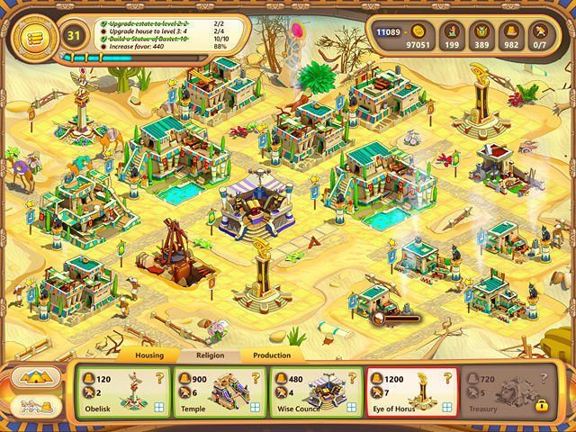 Ramses: Rise of Empire - Screenshot 7