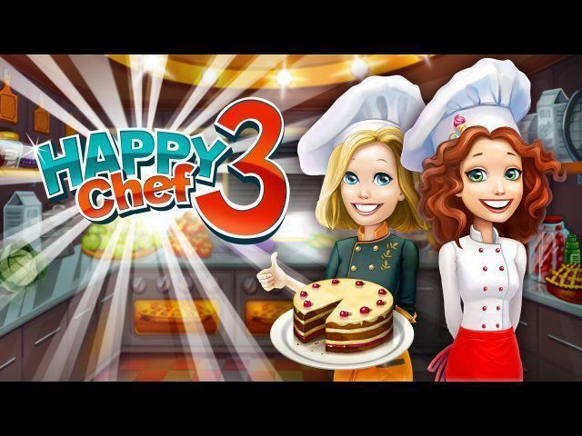 Happy Chef 3. Collector's Edition - Screenshot 1