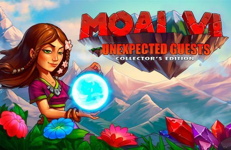 Moai 6: Unexpected Guests. Collector's Edition