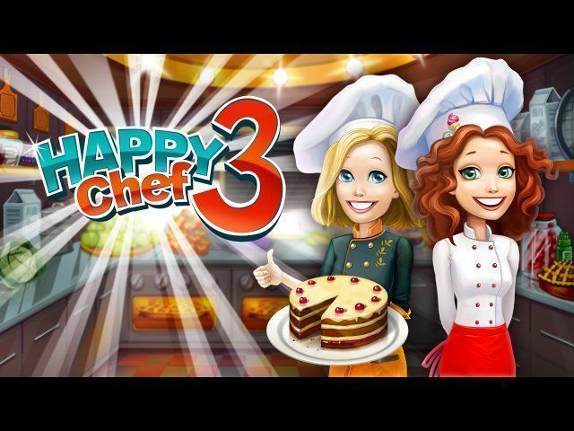 Happy Chef 3 - Screenshot 1
