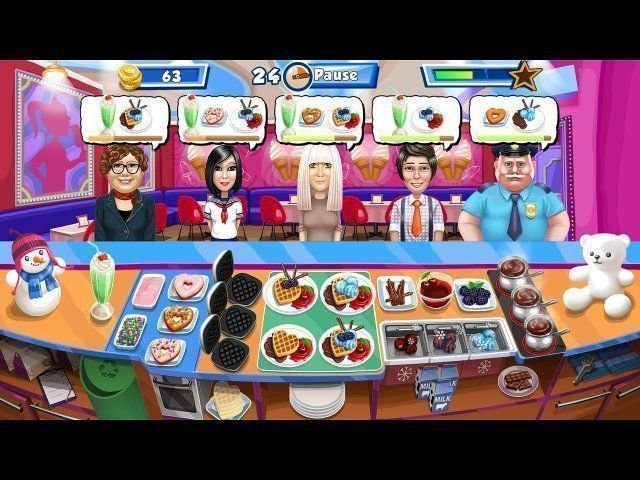 Happy Chef 3 - Screenshot 3