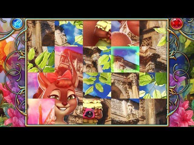 Travel Mosaics 2: Roman Holiday - Screenshot 4