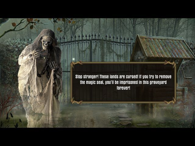 Mahjong Stories: Vampire Romance - Screenshot 1