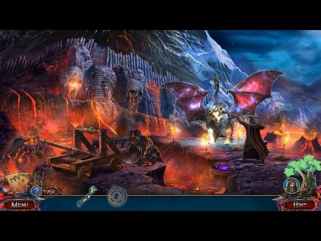 Darkheart: Flight of the Harpies. Collector's Edition - Screenshot 3