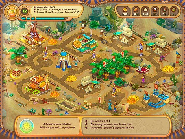 The Great Empire: Relic Of Egypt - Screenshot 2