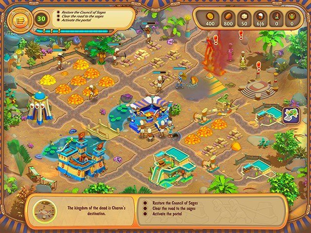 The Great Empire: Relic Of Egypt - Screenshot 4