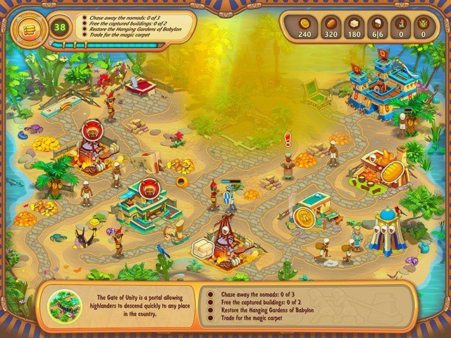 The Great Empire: Relic Of Egypt - Screenshot 6