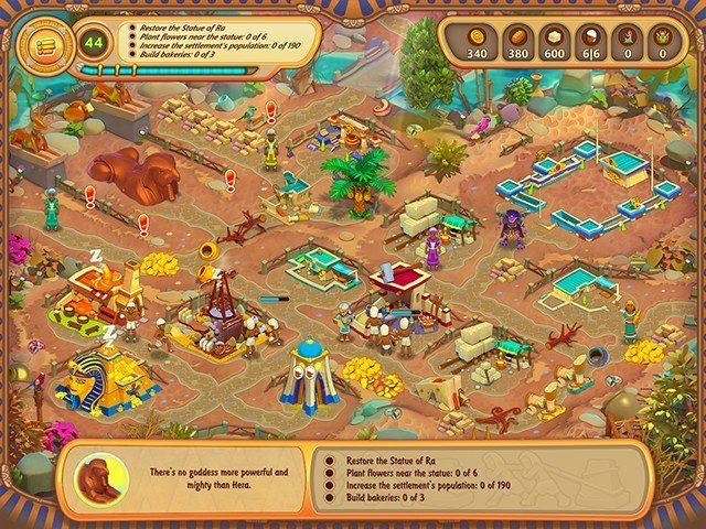 The Great Empire: Relic Of Egypt - Screenshot 7