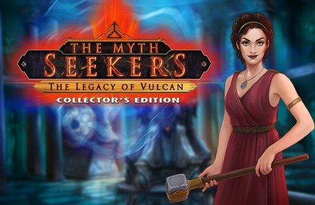 The Myth Seekers: The Legacy Of Vulcan. Collector's Edition