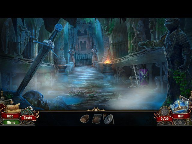 Kingmaker: Rise to the Throne. Collector's Edition - Screenshot 1