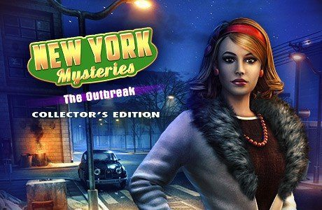 New York Mysteries: The Outbreak. Collector's Edition