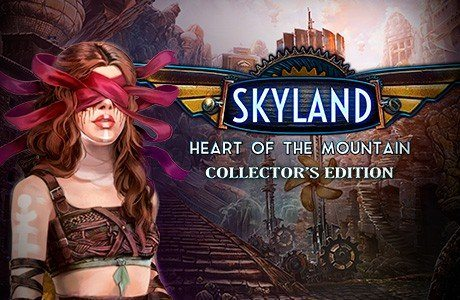 Skyland: Heart of the Mountain. Collector's Edition