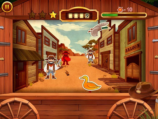 Golden Rails: Tales of the Wild West - Screenshot 8