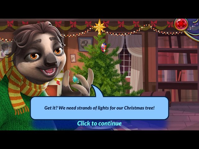 Shopping Clutter 5: Christmas Poetree - Screenshot 3