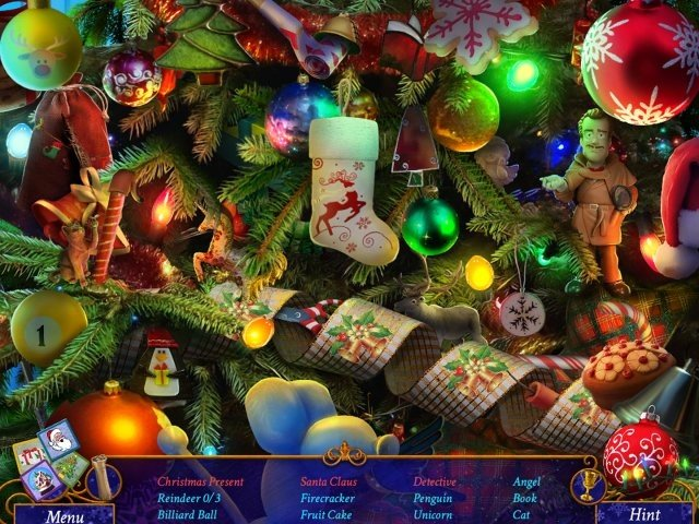 Yuletide Legends 3: Who framed Santa Claus. Collector's Edition - Screenshot 1