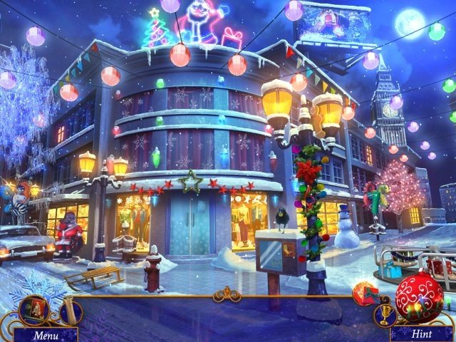 Yuletide Legends 3: Who framed Santa Claus. Collector's Edition - Screenshot 5