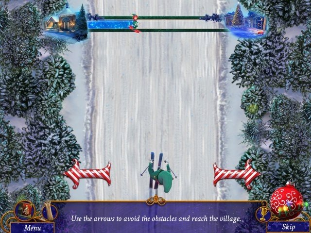 Yuletide Legends 3: Who framed Santa Claus. Collector's Edition - Screenshot 6