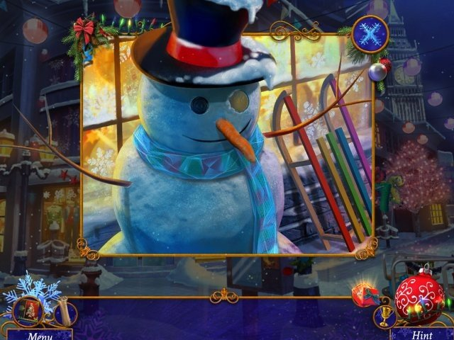 Yuletide Legends 3: Who framed Santa Claus. Collector's Edition - Screenshot 7