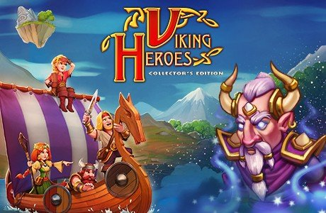 Viking Heroes. Collector's Edition