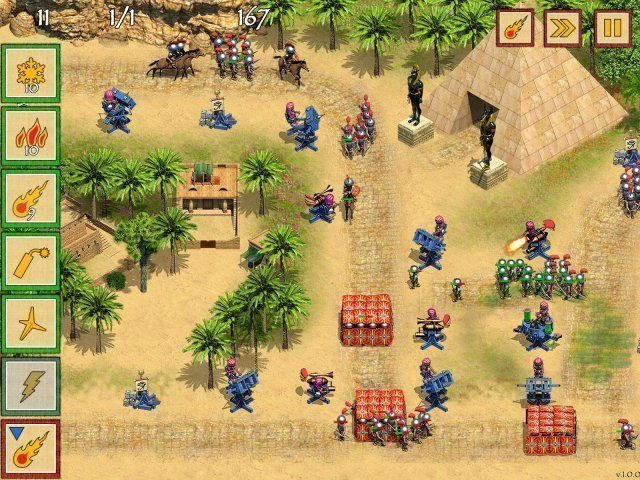 Defense of Egypt: Cleopatra Mission - Screenshot 5