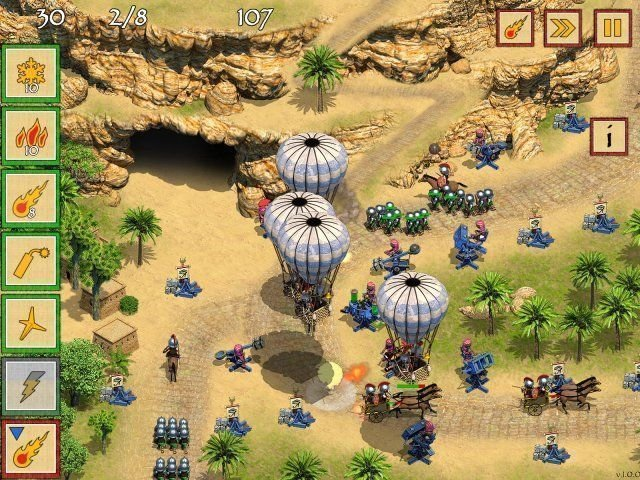 Defense of Egypt: Cleopatra Mission - Screenshot 6