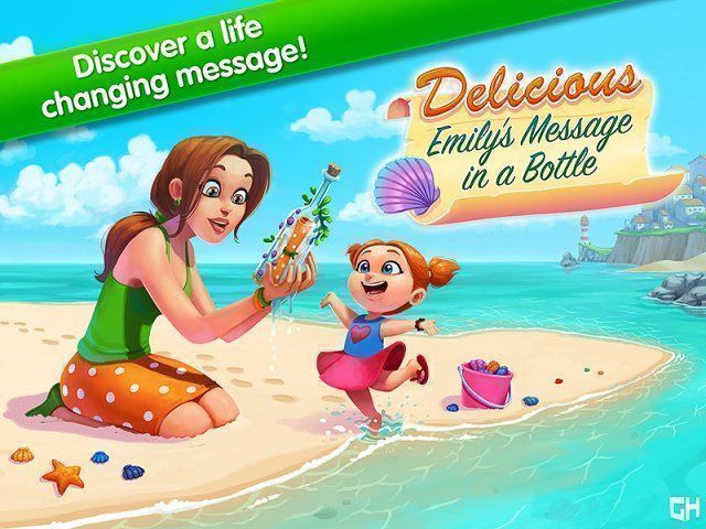 Delicious - Emily's Message in a Bottle. Collector's Edition - Screenshot 5