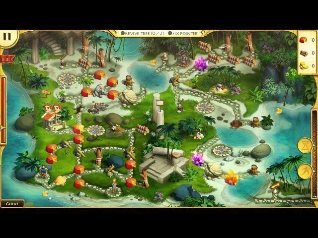 12 Labours of Hercules IV: Mother Nature - Screenshot 3
