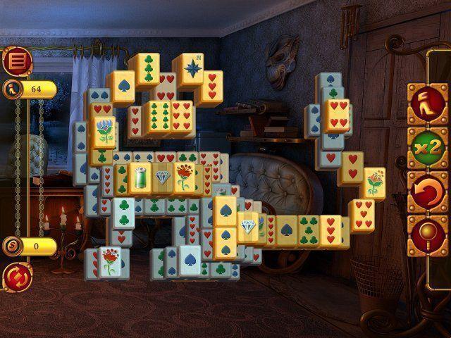 Download game Mahjong Detective: The Stolen Love | Download