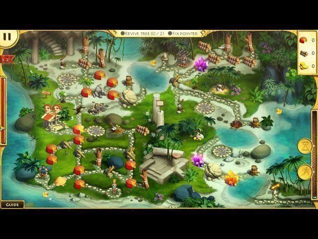 12 Labours of Hercules IV: Mother Nature. Collector's Edition - Screenshot 3