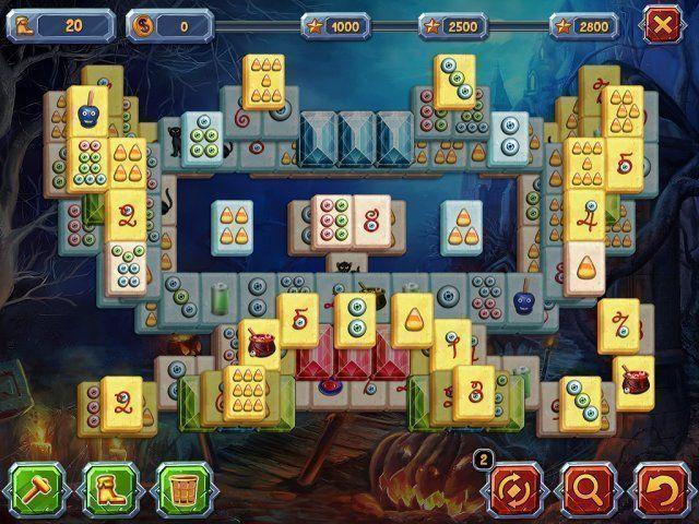 Download game Halloween Stories: Mahjong | Download free game