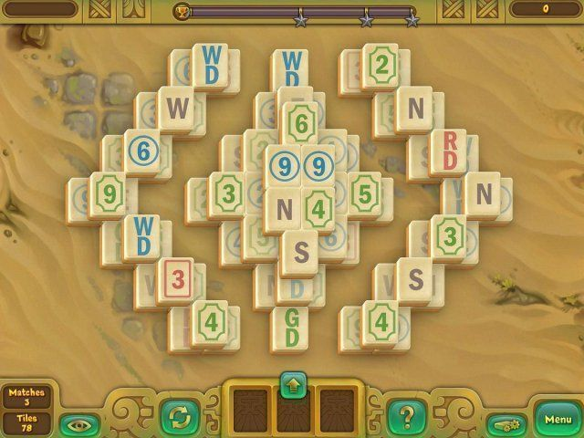 Legendary Mahjong - Screenshot 2