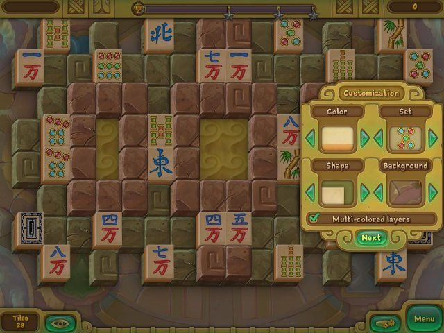 Legendary Mahjong - Screenshot 4