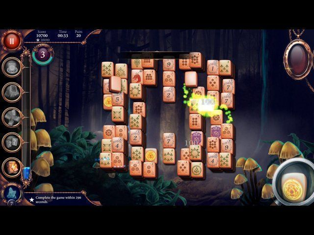The Mahjong Huntress - Screenshot 4