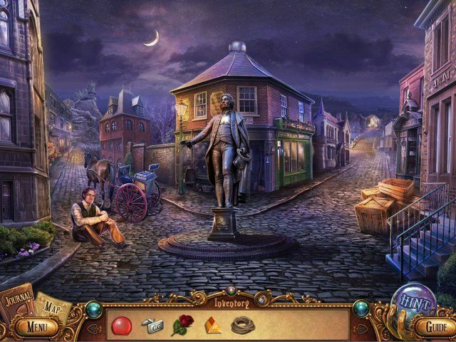 Small Town Terrors: Galdor's Bluff. Collector's Edition - Screenshot 2