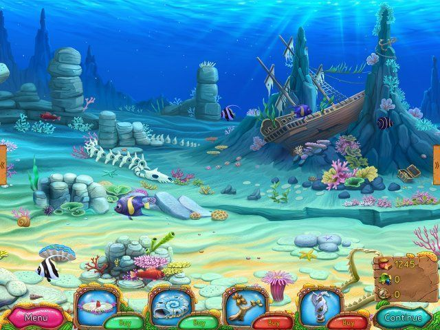 Lost in Reefs 2 - Screenshot 3