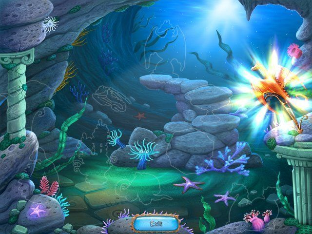 Lost in Reefs 2 - Screenshot 5